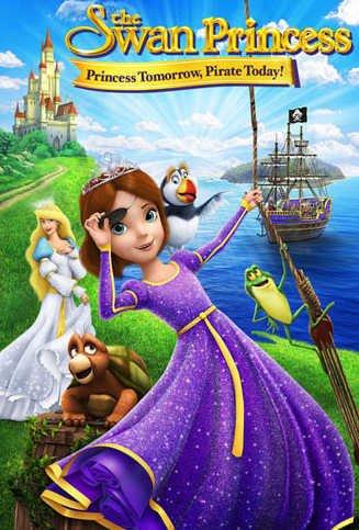 Принцесса Лебедь: Пират или принцесса? (2016) смотреть онлайн