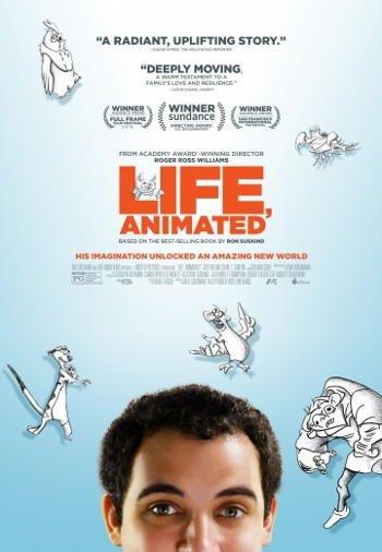 Анимированная жизнь (2016) смотреть онлайн