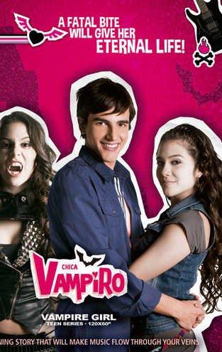 Девочка-вампир / Chica Vampiro смотреть онлайн