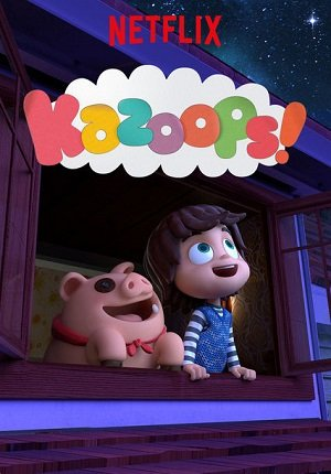 Казупс / Kazoops! (Нетфликс) смотреть онлайн