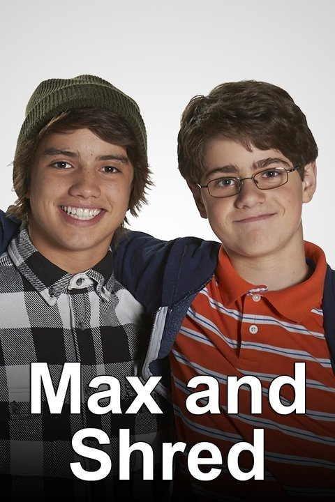 Макс и Шред 3 сезон