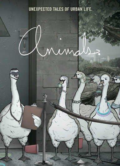 Звери. / Животные / Animals. 2,3 сезон смотреть онлайн