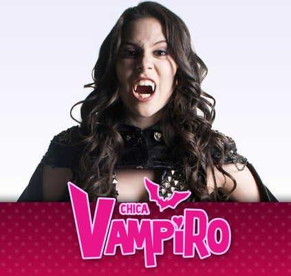 Девочка-вампир / Chica Vampiro слушать онлайн