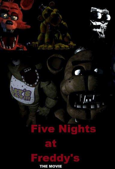 Пять ночей с Фредди 2017 смотреть онлайн