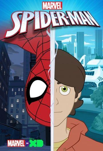 Marvel's Человек-паук (2018/Дисней) 1,2 сезон смотреть онлайн