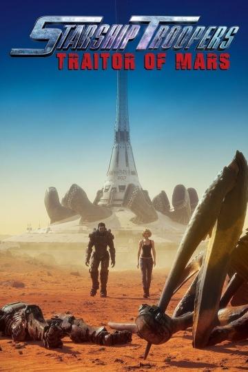 Звёздный десант: Предатель Марса (2017) смотреть онлайн