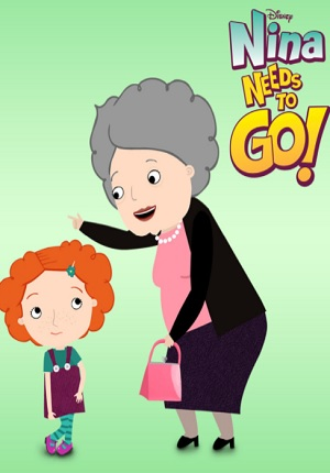 Нине нужно идти / Nina Needs to Go Disney смотреть онлайн