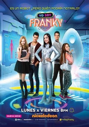 Я Фрэнки 1,2 сезон Никелодеон смотреть онлайн