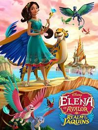 Елена - принцесса Авалора: Королевство крылатых ягуаров смотреть онлайн