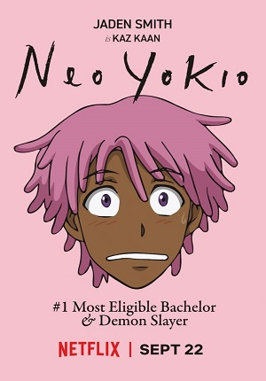 Нео Йокио / Neo Yokio 1 сезон Netflix смотреть онлайн