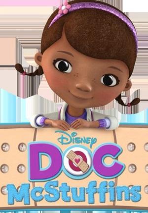 Доктор Плюшева: Клиника для игрушек Disney смотреть онлайн