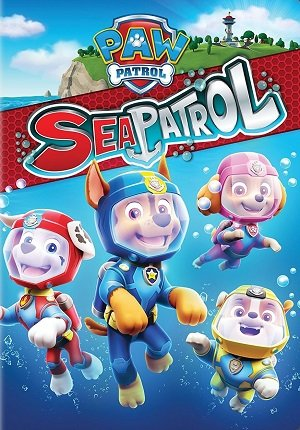 Щенячий патруль: Морской патруль Nickelodeon смотреть онлайн