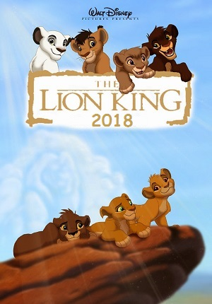 Король лев 4 (2018 / Disney) смотреть онлайн