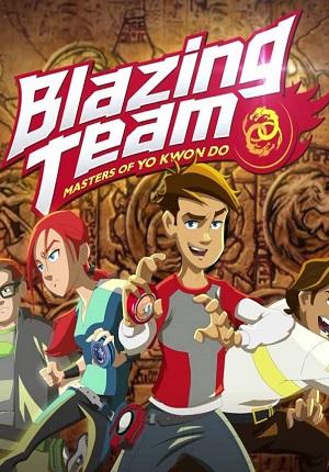 Блейзинг тинс TV-2 / Блестящая команда 2 сезон смотреть онлайн