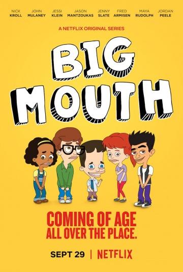 Большой рот (NetFlix/1,2 сезон) смотреть онлайн