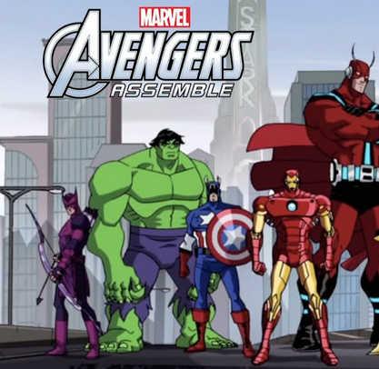 Команда «Мстители» все серии марвел смотреть онлайн