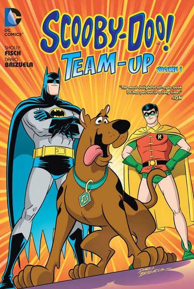 Скуби-ду! И Бэтмен: Отважный и смелый (2018) смотреть онлайн