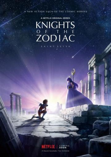 Рыцари Зодиака Netflix (2018) 1 сезон смотреть онлайн