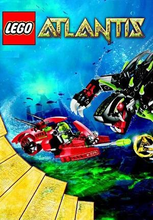 Лего Атлантида / Лего Атлантис (2017) смотреть онлайн