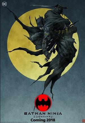 DC Бэтмен Ниндзя (2018) смотреть онлайн