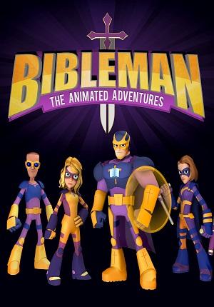 Библейский человек / Bible Man 1 сезон смотреть онлайн