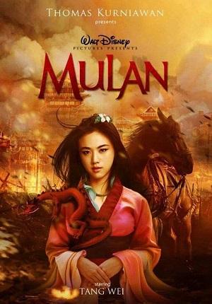 Мулан (новый фильм Дисней) 2019 смотреть онлайн