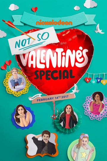 Не совсем День Святого Валентина (2018) Никелодеон смотреть онлайн