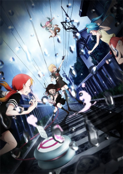 Mahou Shoujo Site / Сайт волшебниц (2018) 1 сезон смотреть онлайн