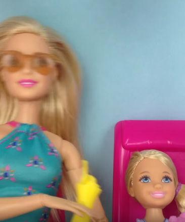 Мультик Барби смотреть онлайн