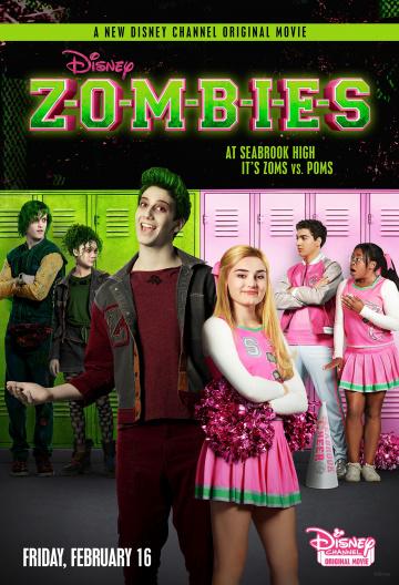 Зомби (2018/Disney) смотреть онлайн