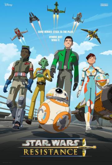 Звёздные войны: Сопротивление (Дисней) 1,2 сезон смотреть онлайн