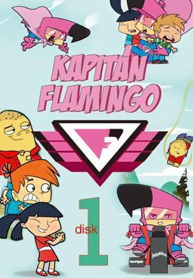 Капитан фламинго (Jetix) смотреть онлайн
