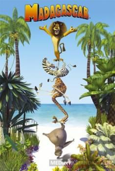 Мадагаскар (2005) смотреть онлайн