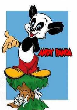 Энди панда