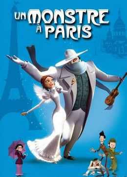 Монстр в париже (2010) смотреть онлайн