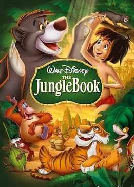 Книга джунглей (1967) смотреть онлайн