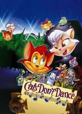 Коты не танцуют (1997) смотреть онлайн