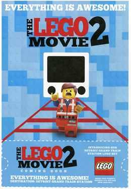 Лего. Фильм 2 (2018) смотреть онлайн