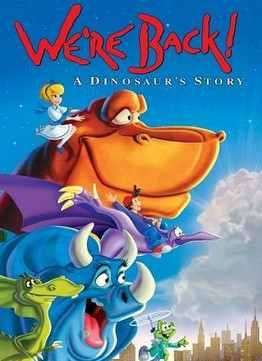 Мы вернулись история динозавра (1993) смотреть онлайн
