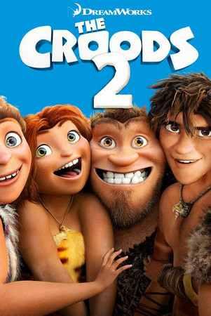 Семейка Крудс 2 (2020)