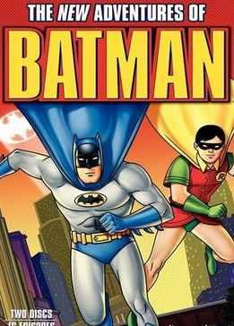 Приключения бэтмена и робина смотреть онлайн