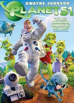 Планета 51 (2009) смотреть онлайн
