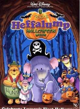 Винни пух и слонотоп хэллоуин (2005) смотреть онлайн