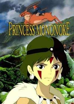 Принцесса мононоке (1997) смотреть онлайн
