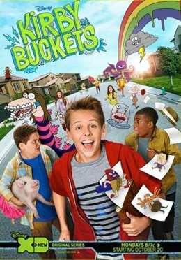 Кирби Бакетс (Disney) 1,2 сезон