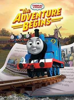 Томас и Друзья: Приключение Начинается (2015) смотреть онлайн