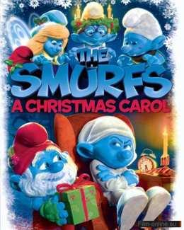 Смурфики: Рождественский гимн (2011) смотреть онлайн