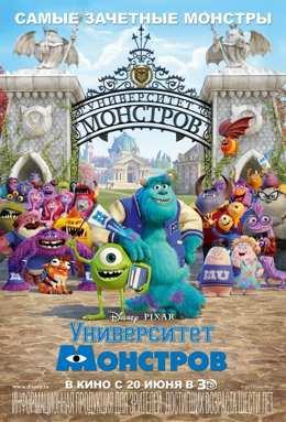 Корпорация монстров 2 (2013) смотреть онлайн