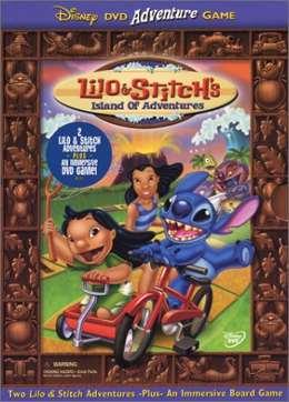 Лило и стич 3 остров приключений (2003)
