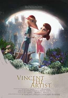 Vincent the Artist (2017)
